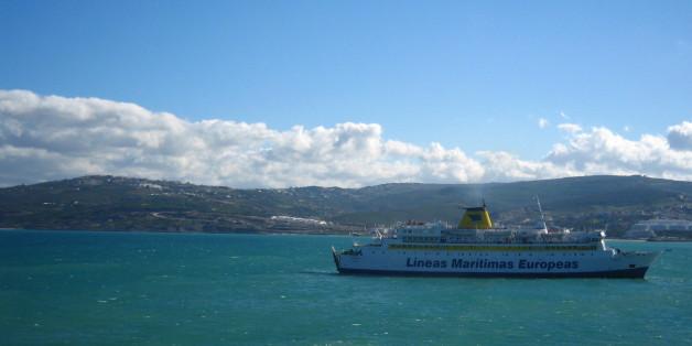 La ligne Motril-Tanger divise en Andalousie