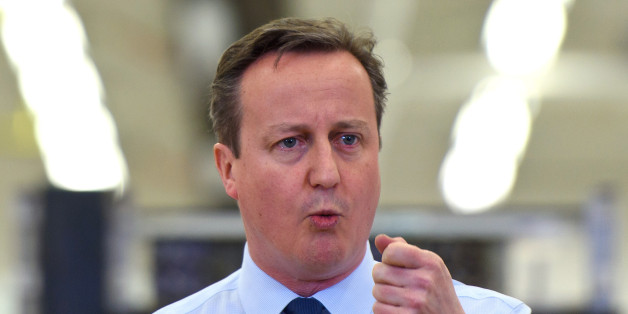 File photo dated 02/02/16 of Prime Minister David Cameron, who will spell out his case for reforming the European Union as he prepares for next week's crunch summit in Brussels.