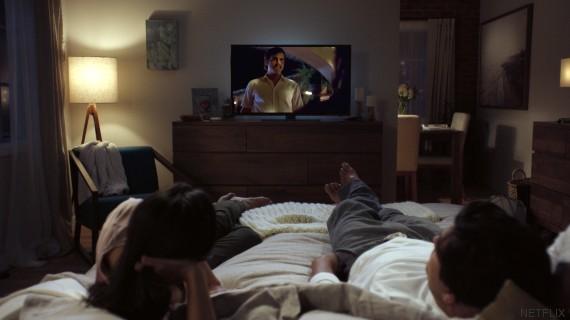 Netflix se come Internet todas las noches