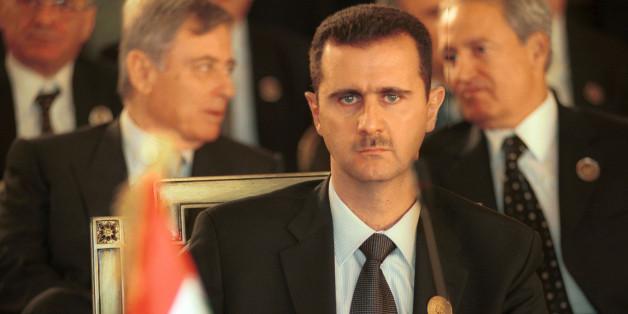 Der syrische Diktator Baschar al-Assad