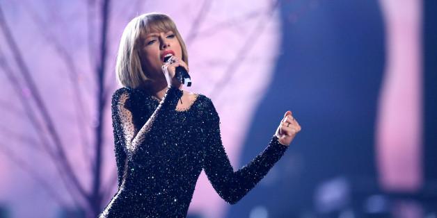 Taylor Swift bei den Grammy Awards