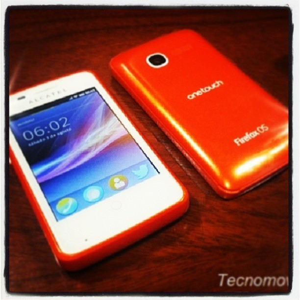alcatel onetouch fire