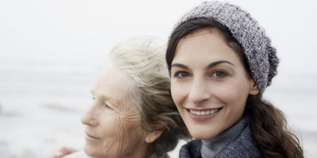 Symbolbild: Mutter und Tochter