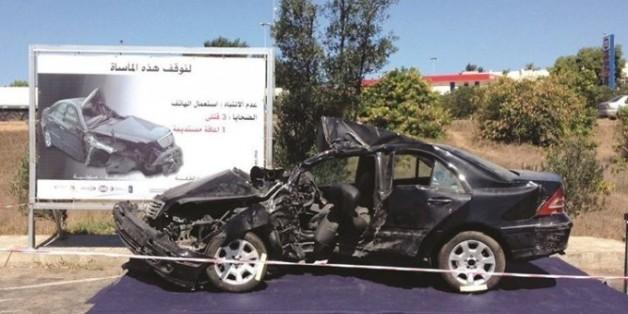 Maroc: Le nombre de décès sur les routes réduit de moitié d'ici 2025?