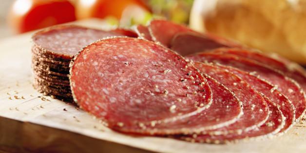 Kaufland ruft die Eigenmarken-Salami zurück
