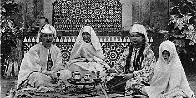 Marrakech d'autrefois