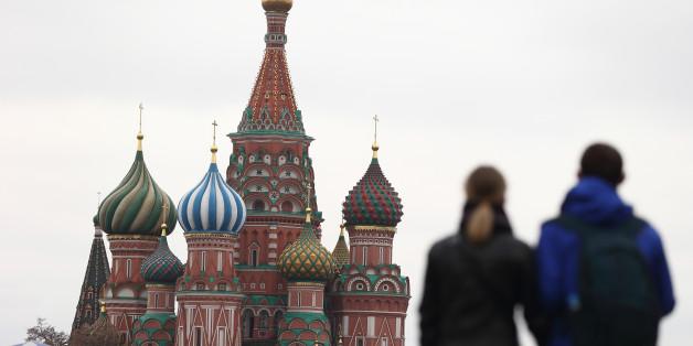 Was ist los in Moskau?