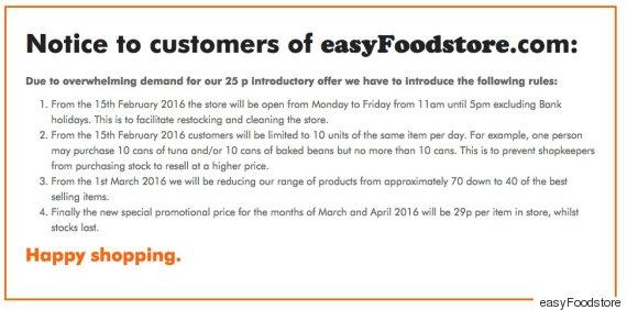 easyfoodstore
