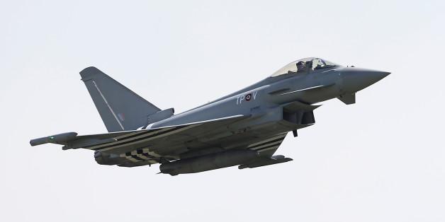 Britische Luftwaffe wegen russischer Militärflugzeuge alarmiert