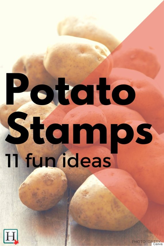 Different Craft Ideas For Kids Part - 29: Not Only Do Crafts With Stamps Require Minimal Supplies And Supervision,  But They Can Also Be Pretty Darn Cute. Here Weu0027ve Rounded Up 11 Craft Ideas  Using ...