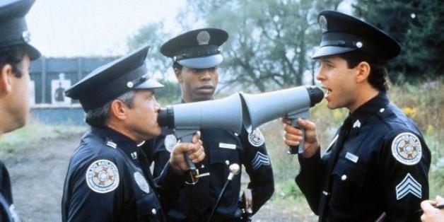 """Das ist aus den Stars aus """"Police Academy"""" geworden"""