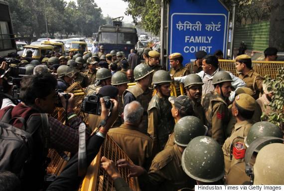 delhi police j