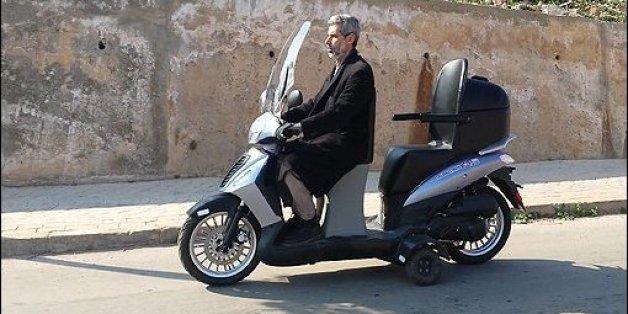 Un Tétouanais invente une moto taxi