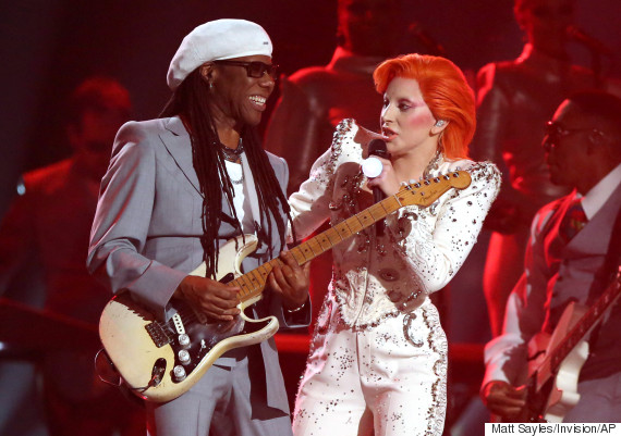 nile rodgers lady gaga