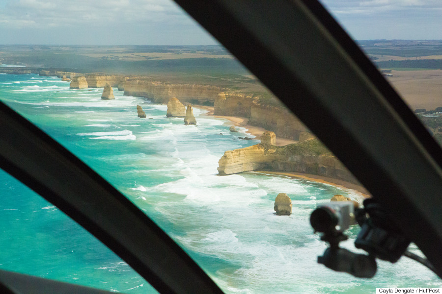 helicopter 12 apostles view cost