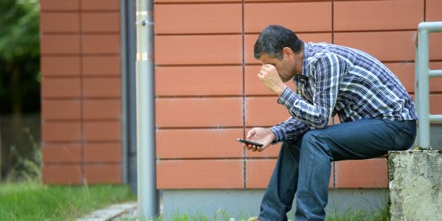 Für viele Flüchtlinge ist ein Handy unentbehrlich