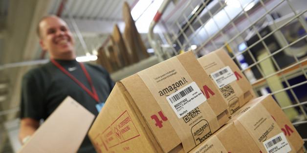 Einem Medienbericht zufolge plant Amazon Packstationen in Deutschland aufzustellen