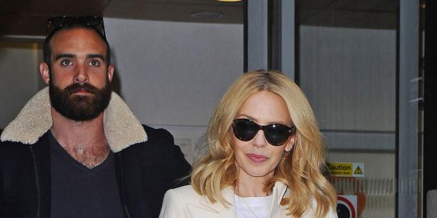 Kylie Minogue ist verlobt - ihr Liebster hat sich wohl auf einer Party verplappert