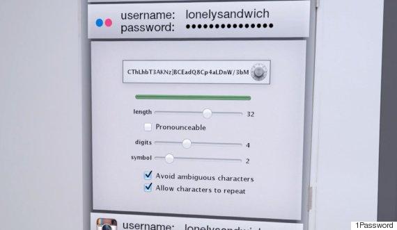 password app
