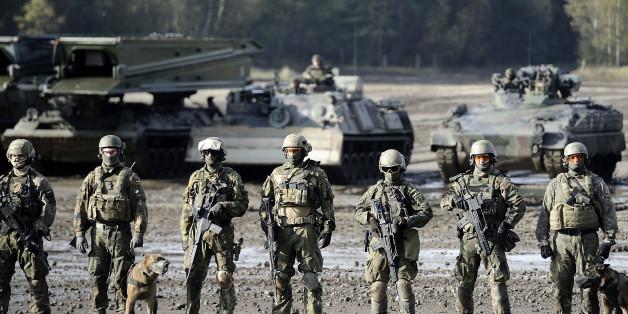 Die Linke ist gegen Minderjährige als Bundeswehrsoldaten