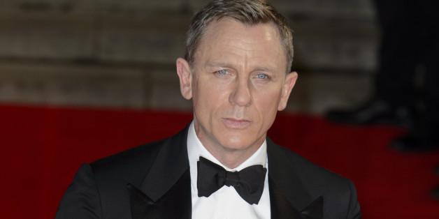Daniel Craig ist James Bond - oder bald etwa nicht mehr?