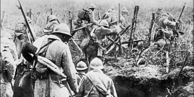Centenaire de la bataille de Verdun: déluge de feu et tempête de chiffres
