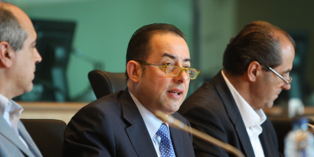 Mr. Giommaria Uggias, Mr. Gianni Pittella [MEP's] and Mr. Antonio Di Pietro [MP]