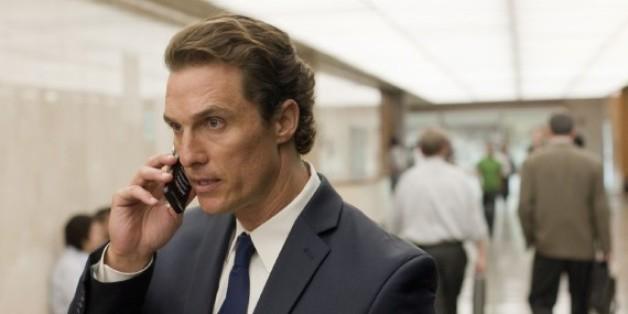 """""""Der Mandant"""": Anwalt Mick Haller (Matthew McConaughey) nutzt das Rechtssystem aus, um für seine meist schuldigen Klienten Deals auszuhandeln"""