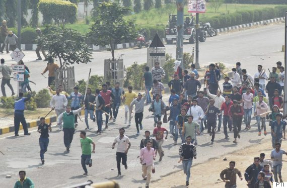 jat protesters