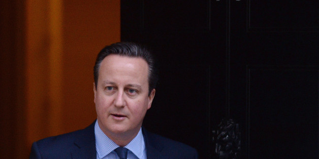 Prime Minister David Cameron leaves 10 Downing Street, London, before heading to Brussels for a crunch summit of European leaders with key elements of his demands for change in Britain's relations with the EU still in dispute.