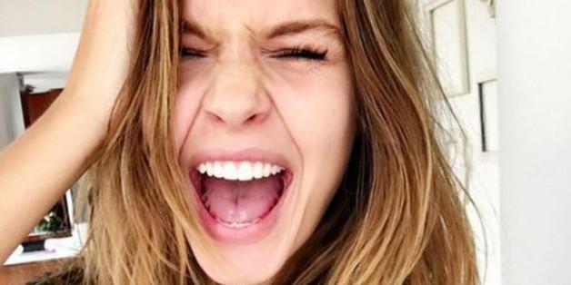 So freut sich Model Josephine Skriver darüber, nun offiziell ein Victoria's-Secret-Engel zu sein