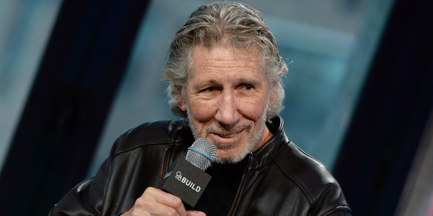 NEW YORK, NY - NOVEMBER 05:  Musician Roger Waters visits AOL BUILD to discuss the film 'Roger Waters The Wall' at AOL Studios In New York on November 5, 2015 in New York City.  (Photo by Slaven Vlasic/Getty Images)