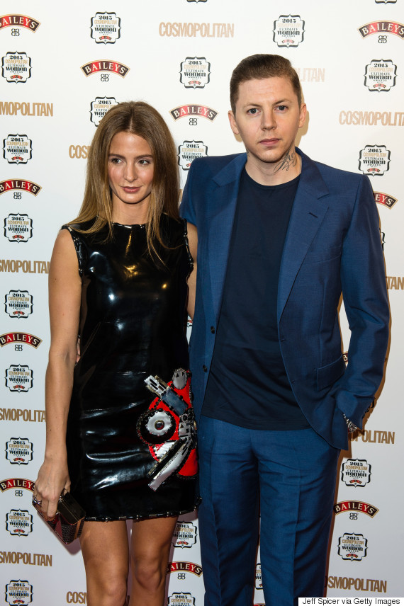 millie mackintosh professor green