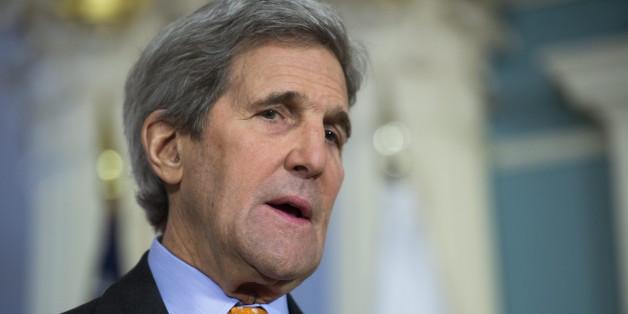 """US-Außenminister: """"Provisorische Einigung"""" auf Waffenstillstand in Syrien erzielt"""