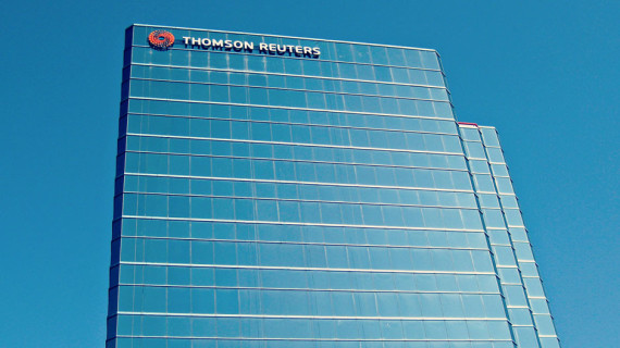 thomson reuters toronto office