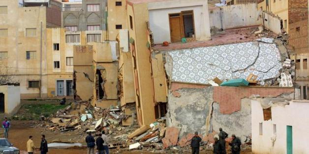 En 2004, la ville de Al Hoceïma avait été frappée par un violent séisme