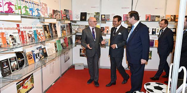 Le Prince Moulay Rachid a inauguré, jeudi 12 février à Casablanca, la 22e édition du SIEL