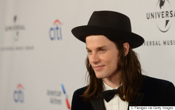d81ff617e60 Lily Allen Hits Back At James Bay (And His Hat)