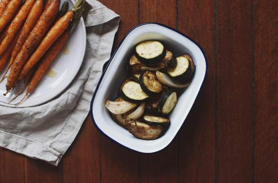 moroccan roast vegetables