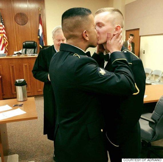 gay kiss