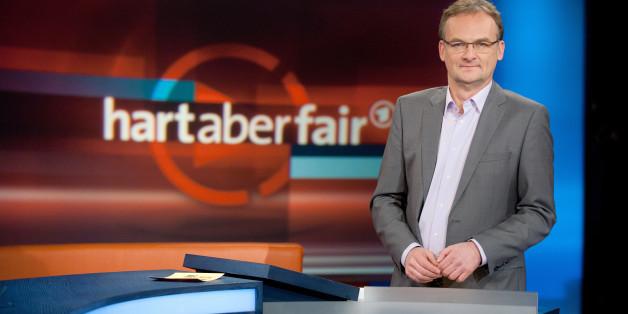 """Jens Spahn bei """"Hart aber fair"""""""
