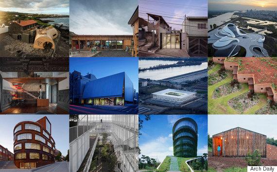 best architecture 2016