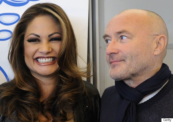 phil collins orianne