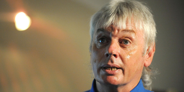 David icke south africa