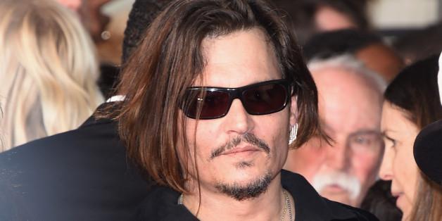 Johnny Depp sieht nicht mehr so gut aus wie einst, aber...