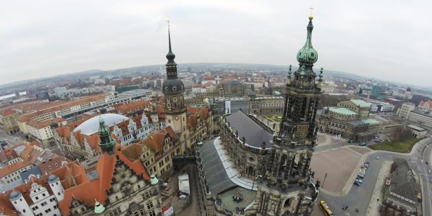 """Der """"Pegida""""-Effekt trifft Dresden"""