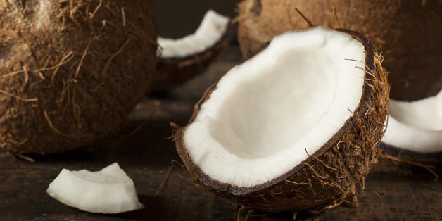 Auch Kokosöl zählt zu den Superfoods
