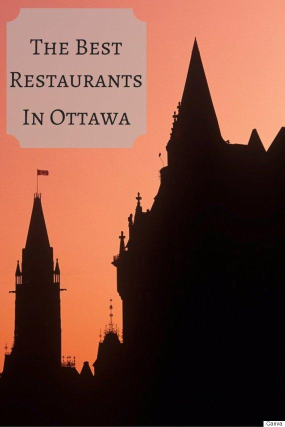 best restaurants ottawa