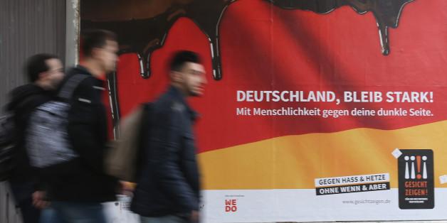 Deutschland ist der Schandfleck