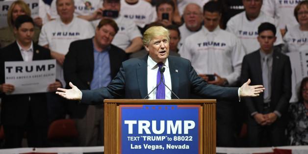 Donald Trump remporte la primaire républicaine dans le Nevada